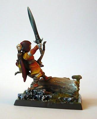 elves - Skavenblight's Wood Elves Elfy10