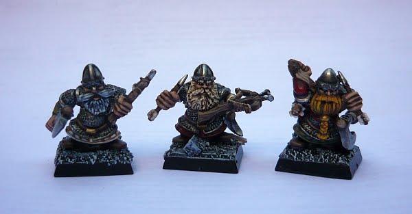 Skavenblight's painting dwarfs... again! D2