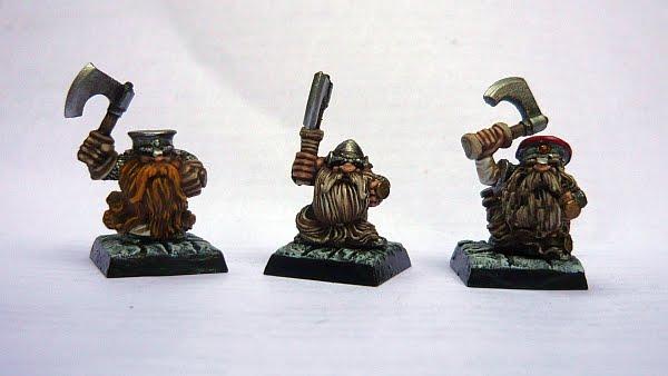 Skavenblight's painting dwarfs... again! Dd1