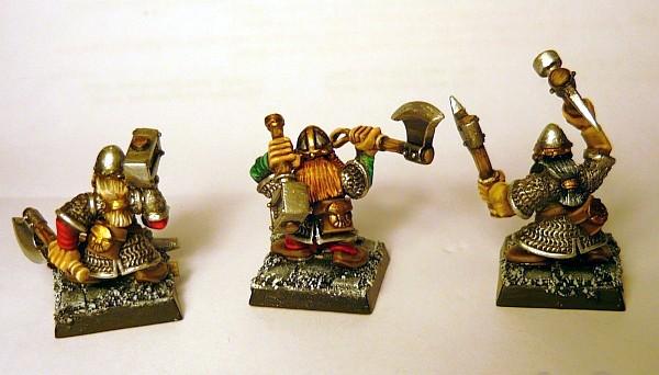 Skavenblight's painting dwarfs... again! Ddd4