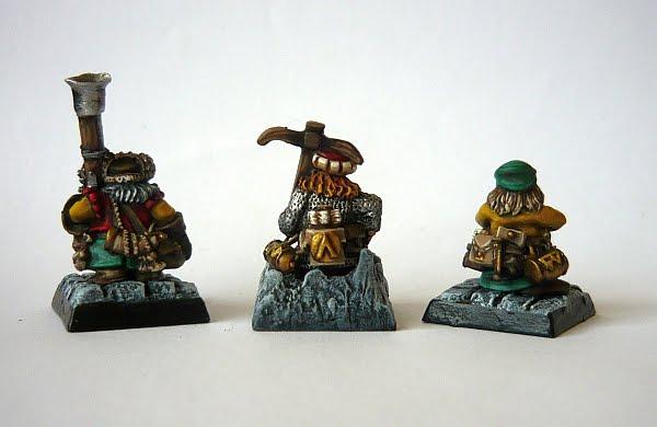 Skavenblight's painting dwarfs... again! D03
