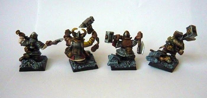 Skavenblight's painting dwarfs... again! Da4
