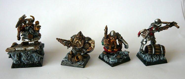 Skavenblight's painting dwarfs... again! Do2