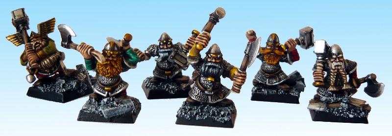 Skavenblight's painting dwarfs... again! 7a