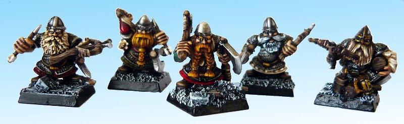 Skavenblight's painting dwarfs... again! 6a
