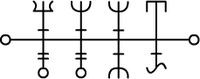 Гальдраставы (Исландские магические знаки) - Страница 2 Hnut