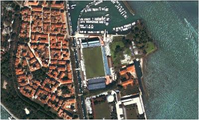LOS ESTADIOS MAS RAROS DEL MUNDO Venezia