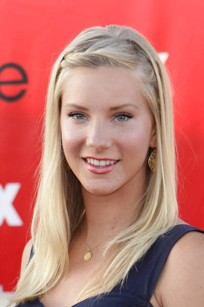 Heather Morris (Brittany S. Pierce) Glee-Heather-Morris