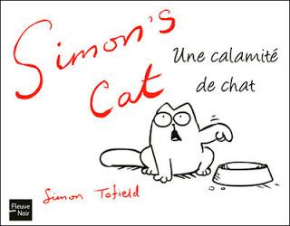 Simon's cat: Une calamité de chat [Tofield, Simon]  Livre5