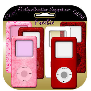 Valentine's Ipods - By: ASwtlyreCreation Preview