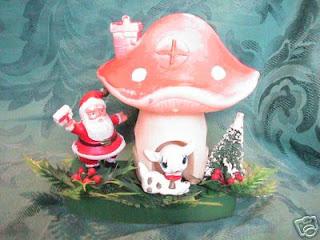 Santa Claus and the Magic Mushrooms Santa%20ornament