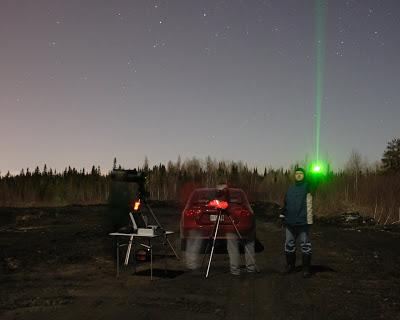 Les lasers de discothèques Astro2