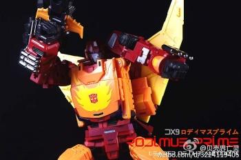 [DX9 Toys] Produit Tiers - Jouet D-06 Carry aka Rodimus et D-06T Terror aka Black Rodimus - Page 2 2UDojUNZ