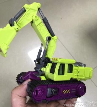 [Generation Toy] Produit Tiers - Jouet GT-01 Gravity Builder - aka Devastator/Dévastateur - Page 3 51kQKV94