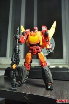 [DX9 Toys] Produit Tiers - Jouet D-06 Carry aka Rodimus et D-06T Terror aka Black Rodimus - Page 2 7MX0GwaM