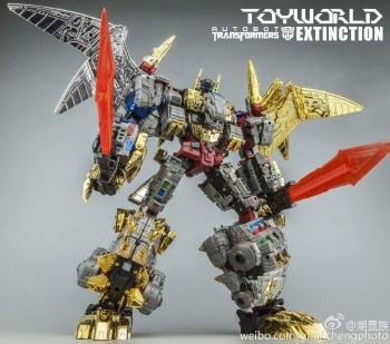 [Toyworld][Zeta Toys] Produit Tiers - Jouet TW-D aka Combiner Dinobots - Page 3 9kTXYxGR