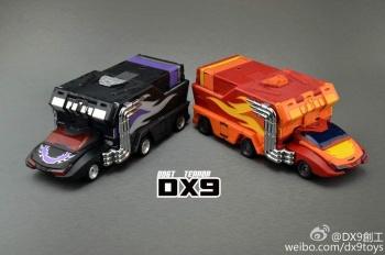 [DX9 Toys] Produit Tiers - Jouet D-06 Carry aka Rodimus et D-06T Terror aka Black Rodimus - Page 2 BtOTAB8U