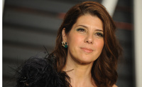 """Marisa Tomei """"2015 Vanity Fair Oscar Party hosted by Graydon Carter at Wallis Annenberg Center for the Performing Arts in Beverly Hills"""" (22.02.2015) 21x  C3prnWyt"""