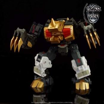 [FansProject] Produit Tiers - Jouet Saurus Ryu-oh aka Dinoking (Victory) | Monstructor (USA) LhVSPkvV