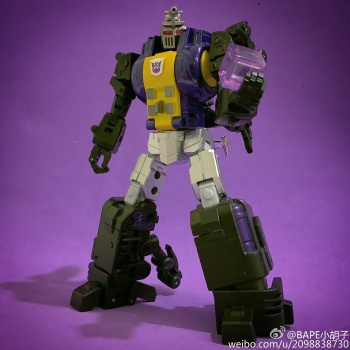 [Fanstoys] Produit Tiers - Jouet FT-12 Grenadier / FT-13 Mercenary / FT-14 Forager - aka Insecticons - Page 2 M4lHzhtV