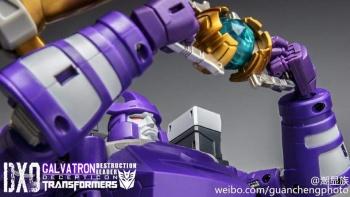 [DX9 Toys] Produit Tiers - D07 Tyrant - aka Galvatron MbPikahS
