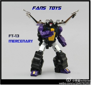 [Fanstoys] Produit Tiers - Jouet FT-12 Grenadier / FT-13 Mercenary / FT-14 Forager - aka Insecticons - Page 2 MrKS2LuJ