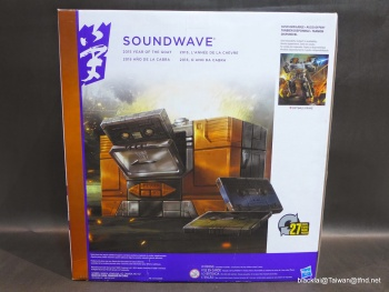 [Masterpiece Hasbro] YEAR OF THE GOAT SOUNDWAVE - Sortie Mars 2014 SHtKW5xe