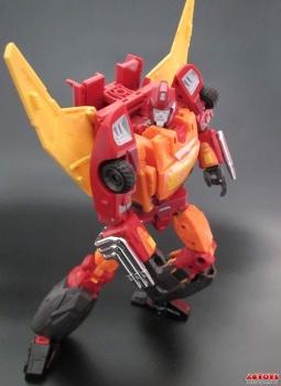 [DX9 Toys] Produit Tiers - Jouet D-06 Carry aka Rodimus et D-06T Terror aka Black Rodimus - Page 2 SttCQyjI