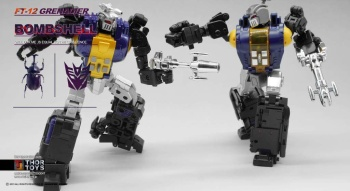[Fanstoys] Produit Tiers - Jouet FT-12 Grenadier / FT-13 Mercenary / FT-14 Forager - aka Insecticons - Page 2 WMhly3im