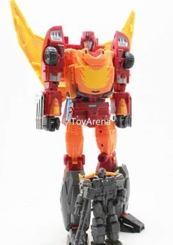 [DX9 Toys] Produit Tiers - Jouet D-06 Carry aka Rodimus et D-06T Terror aka Black Rodimus - Page 2 YgRqOVQA