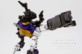 [Fanstoys] Produit Tiers - Jouet FT-12 Grenadier / FT-13 Mercenary / FT-14 Forager - aka Insecticons - Page 2 Z8C6631f