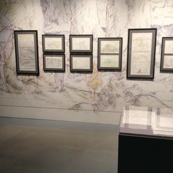 Ghibli s'invite dans la Galerie Art Ludique ZkDb0vSo