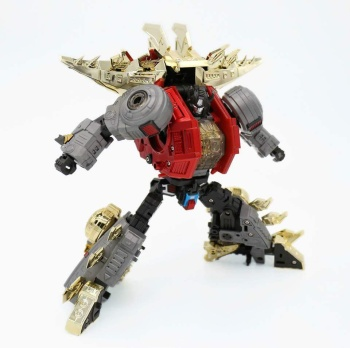[GCreation] Produit Tiers - Jouet ShuraKing - aka Combiner Dinobots - Page 2 ArMNTkNE