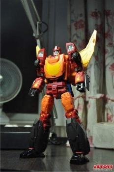 [DX9 Toys] Produit Tiers - Jouet D-06 Carry aka Rodimus et D-06T Terror aka Black Rodimus - Page 2 BvdcY5Gx