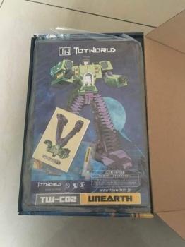 [Toyworld] Produit Tiers - Jouet TW-C Constructor aka Devastator/Dévastateur (Version vert G1 et jaune G2) - Page 3 C1pHAQCG