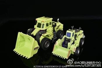 [Generation Toy] Produit Tiers - Jouet GT-01 Gravity Builder - aka Devastator/Dévastateur - Page 2 DxH96zMN