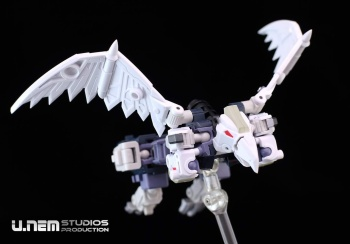 [FansProject] Produit Tiers - Jouet Saurus Ryu-oh aka Dinoking (Victory) | Monstructor (USA) LMbFYStb