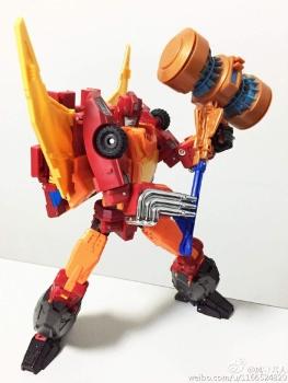 [DX9 Toys] Produit Tiers - Jouet D-06 Carry aka Rodimus et D-06T Terror aka Black Rodimus - Page 2 PbvKKbMy