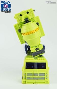 [Toyworld] Produit Tiers - Jouet TW-C Constructor aka Devastator/Dévastateur (Version vert G1 et jaune G2) - Page 4 RM8q8ouE