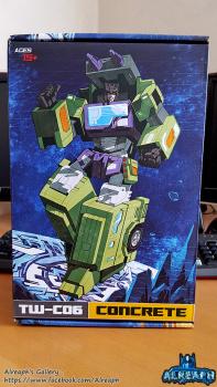 [Toyworld] Produit Tiers - Jouet TW-C Constructor aka Devastator/Dévastateur (Version vert G1 et jaune G2) - Page 6 St0zZN5H