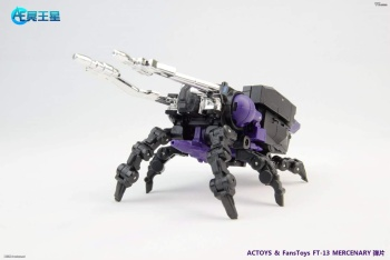 [Fanstoys] Produit Tiers - Jouet FT-12 Grenadier / FT-13 Mercenary / FT-14 Forager - aka Insecticons - Page 2 Tk1uq1k8