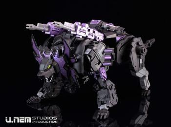 [Mastermind Creations] Produit Tiers - Feral Rex (aka Prédacons G1) + R-20N Nero Rex (aka Prédacons Noir) - Page 2 UxB5xpO8