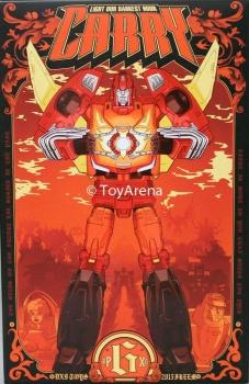 [DX9 Toys] Produit Tiers - Jouet D-06 Carry aka Rodimus et D-06T Terror aka Black Rodimus - Page 2 VGUn1l2F