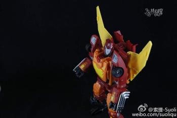 [DX9 Toys] Produit Tiers - Jouet D-06 Carry aka Rodimus et D-06T Terror aka Black Rodimus - Page 2 VKsfWaxg