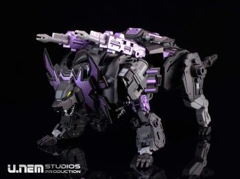[Mastermind Creations] Produit Tiers - Feral Rex (aka Prédacons G1) + R-20N Nero Rex (aka Prédacons Noir) - Page 2 VO5cdscN