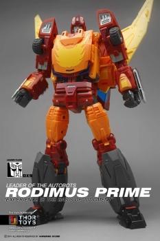 [DX9 Toys] Produit Tiers - Jouet D-06 Carry aka Rodimus et D-06T Terror aka Black Rodimus - Page 2 VSzC54Xz