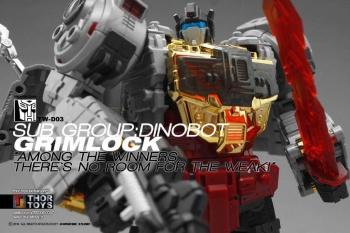 [Toyworld][Zeta Toys] Produit Tiers - Jouet TW-D aka Combiner Dinobots - Page 2 ZLwI6knj
