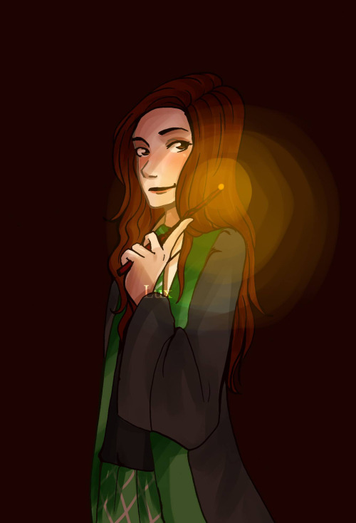 Vos Fanarts Harry Potter - Page 7 Tumblr_n4ebn1X2xJ1r0weaxo1_500