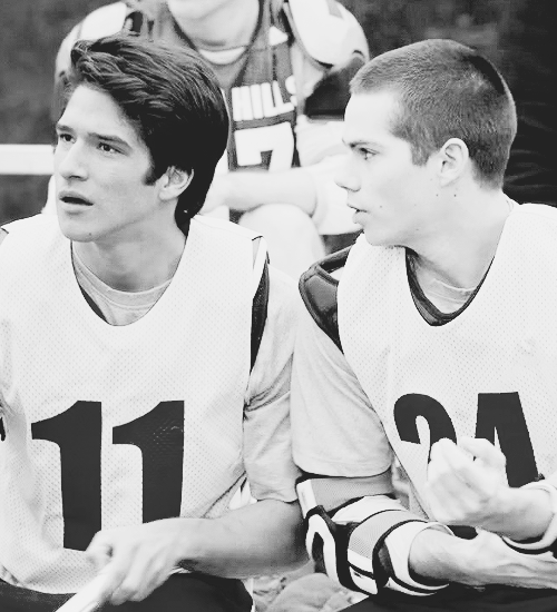 Tyler Posey and Dylan O'Brien - Page 4 Tumblr_n495dzDLOu1qd8j4lo2_500