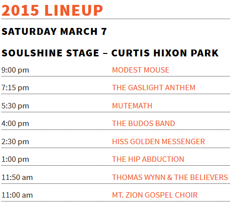 The Gaslight Anthem to play Tampa's Gasparilla Festival March 2015  Tumblr_nknkvv8a421ruam57o1_500